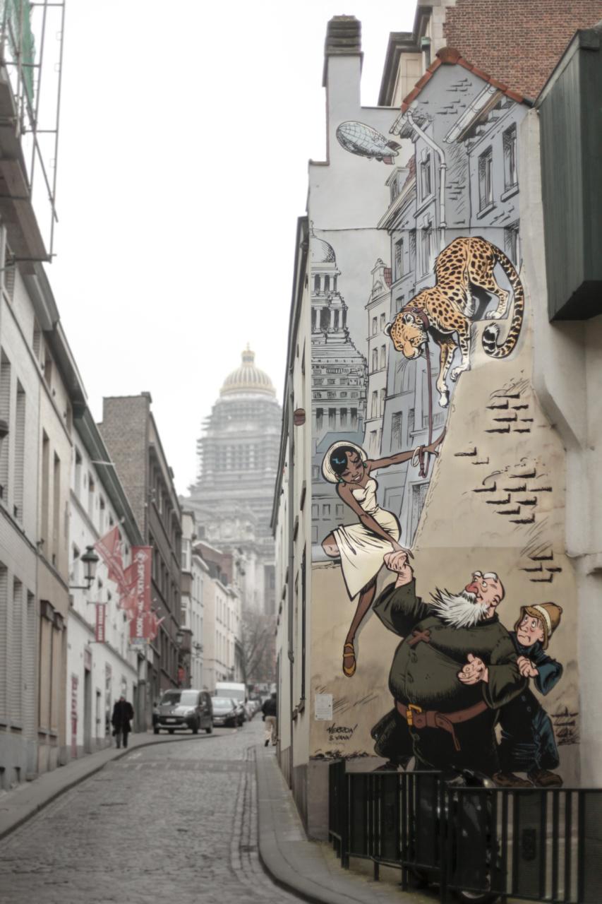 Brussels, Antwerp & Rotterdam